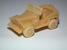 WWII RUSSIAN GAZ 67 JEEP 20MM SCALE RESIN MODEL KIT - R6
