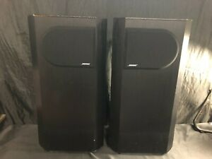 BOSE 401 DIRECT REFLECTING SPEAKERS :NO SHIPPIMG ABSOLUTELY NO EXCEPTIONS!!!!