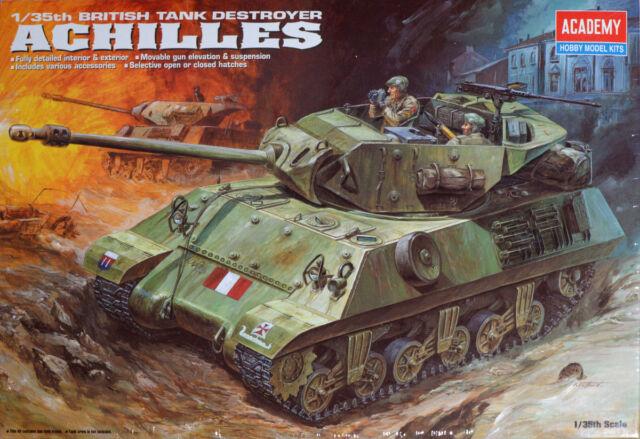 Academy Achilles 1:35 Scale Kit