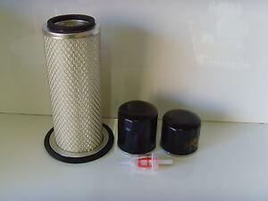 Wood chipper fuel filter
