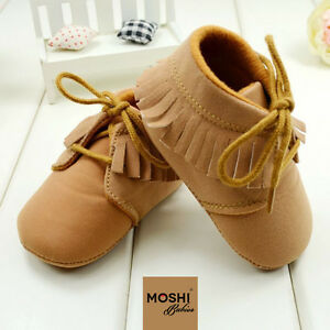 Baby-Moccasins-Soft-Pram-Cot-Suede-Brown-and-Pink-Shoes-by-Moshi-Babies