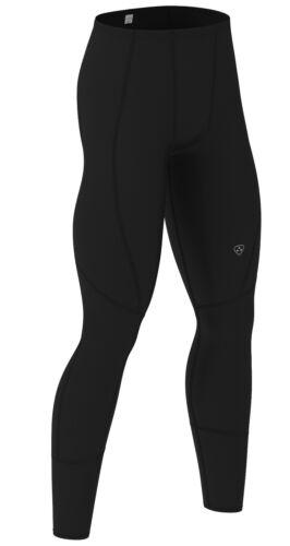 Mens new compression Thermal Base layer long pants legging running fitness pant