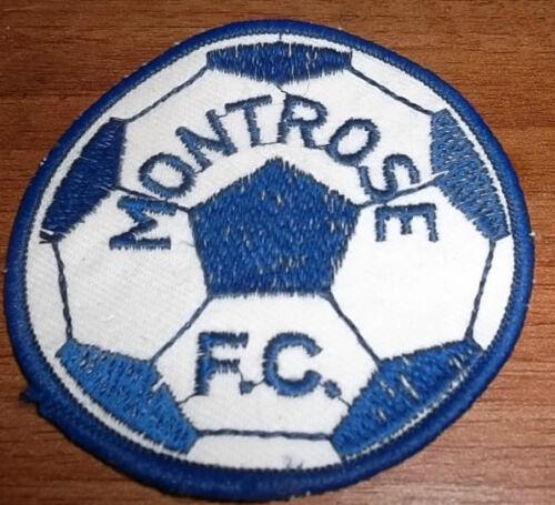MONTROSE FC PATCH
