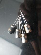 20pcs ELNA TONEREX II 47uF 50V 8x11.5mm audio electrolytic capacitor 85ºc