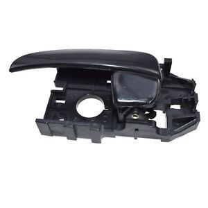 Front Left Inner Door Handle For 01 06 Hyundai Elantra Black 826102d000 New Ebay