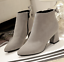 Women-039-s-Autumn-Winter-Short-Boot-High-Heel-Shoes-Warm-Martin-Boots-Plus-Size miniature 10