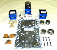 Wsm Outboard Mercury 75-90 Hp 3 Cylinder 3.5 Bore Rebuild Kit 2704-826191a4