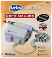 Medicool`s Med2191 Turbo File 2 Professional Electric Nail Filing System , New, on sale