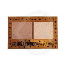 W7 Cosmetics Hollywood Bronze & Glow - Bronzer & Highlighter Duo Bronzing Powder