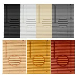 Pvc-Venetian-Blinds-Window-blinds-Easy-Fit-White-Grey-Black-VENETIAN-BLIND-sizes