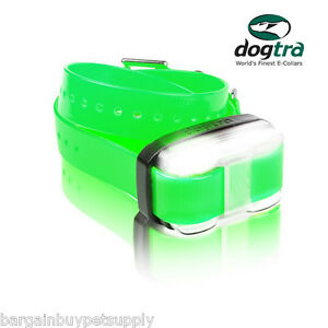 Dogtra-EDGE-1-Mile-EXTRA-REPLACEMENT-Add-a-Dog-COLLAR-RECEIVER-Green-EDGE-RX-GRN