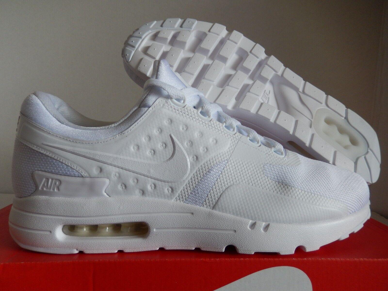 Nike air max Weiß-Weiß-wolfn null wesentlich Weiß-Weiß-wolfn max sz 12,5 fda919