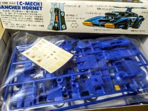 Robot part C Aoshima Acrobunch Warrior 1//72 Bancher Hornet C-mech model kit