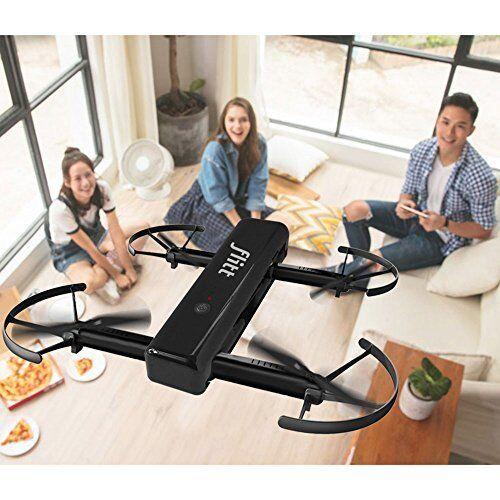 Hobbico hcae 11LL Flitt volando Selfie Cámara Drone Cuadricóptero social flujo óptico