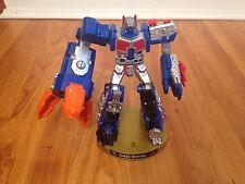 "Transformers Attacktix Omega Sentinel 5"" Tall Figure Statue 70 Hasbro 2006"