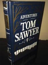 MARK TWAIN TOM SAWYER -  LEATHERBOUND HARDBACK BOOK