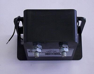 Trennrelais Ladestromverteiler Elektronisch 12V/180A Batterie Isolator 160740