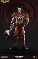 Pop Culture Shock Shao Kahn Bloody hammer Exclusive statue Mortal Kombat pcs