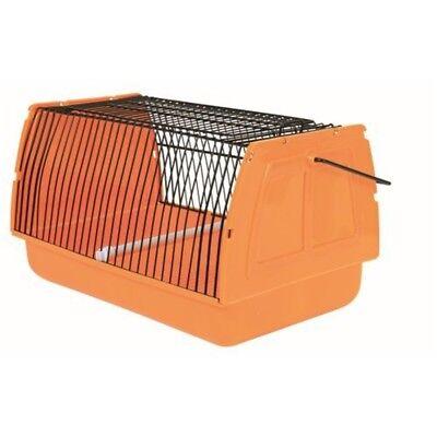 Intelligente Trasporto Box Pet Carrier Ideale Per Volatili & Topo Grande-piccolo Trixie Animali-mostra Il Titolo Originale Design Professionale