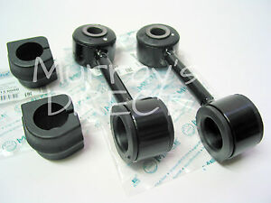 Anti Roll Bar Drop Links Pair MEYLE for VW TRANSPORTER T4 1991 to 2003 7d0411049
