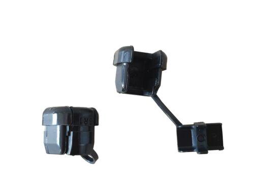 Kabel Gehäuse Zugentlastung aus Polyamid 10tlg schwarz