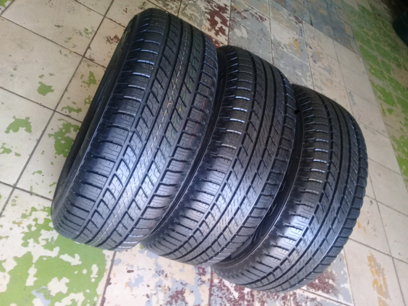GOOD YEAR WRANGLER Tyres HP. highway 265/65R17 A Set Of Four On Sale