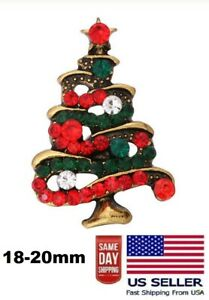 Snap Jewelry 18mm Christmas Theme Interchangeable Snap