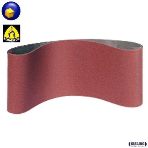 Endless Sanding Belt Klingspohr Ls 309 Xh 100 x 860 Grain 40-240 to Select