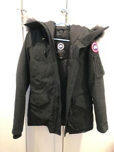 7dd42decaaa Canada Goose Women's Montebello Parka - Graphite (2XS) **worn only 3 ...