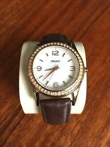 DKNY NY8373 Rose Gold Ladies Watch