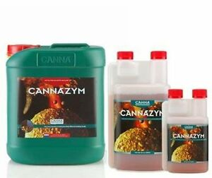 Canna Cannazym - enzyme nutrient additive hydroponics stimulate healthy roots