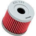Suzuki LT-F250 QuadRunner 2x4//4x4 1988 1989 1990 1991 1992-2001 K/&N Oil Filter