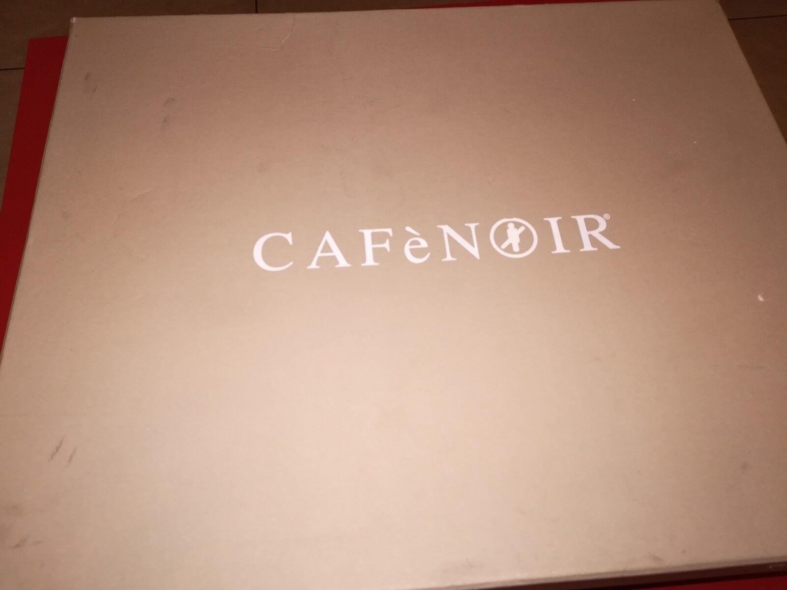 CAFEnero CAFEnero CAFEnero Stivali Stivaletti Donna Coloreee Nero n.40 con strass e pelo | Materiali selezionati  | Maschio/Ragazze Scarpa  0f72db