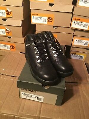 Kids' Clothing, Shoes & Accs Unisex Shoes Sale Timberland Big Kids' Field Boots Black Tb015906 Sizes 4.5 Brand New