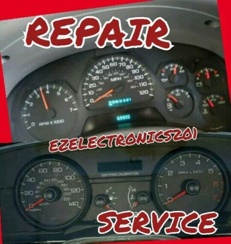 1993 TO 2004 FORD CROWN VICTORIA INSTRUMENT CLUSTER REPAIR SERVICE