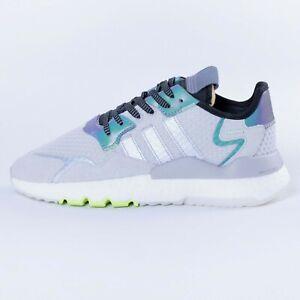 Adidas Originals Nite Jogger Gray Boost