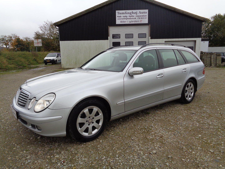 Mercedes E220 2,2 CDi Elegance stc. aut. 5d - 89.500 kr.