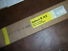 """A-2, A2 TOOL STEEL GROUND STOCK 1/2"""" X 3"""" X 18"""" SELECT -B- Made In USA"""
