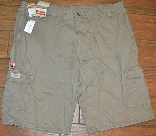 Mens Wrangler Jean Short Size 46 Cargo OR Carpenter  CHOICE Of COLOR NWT