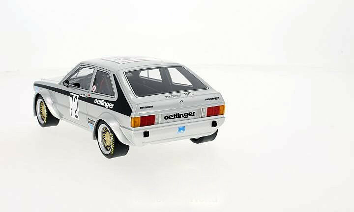 VW SCIROCCO tg. 2  72 Oettinger Oettinger Oettinger 1975 1 18 Bos    nuovo ac5543