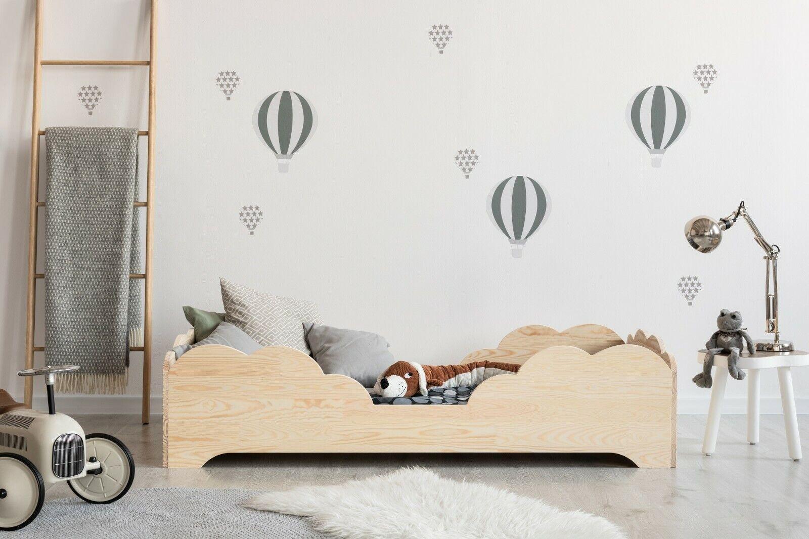 Lit BOX BED Enfant Bébé NEUF Maison 21 Dimensions Bois BOX 10