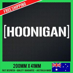 HOONIGAN-Sticker-Decal-Funny-Sticker-Drift-JDM-Sticker-illest-illmotion-Stance