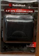 "Radio Shack Technology Plus 3.5"" GPS Univeral Carrying Case- BRAND NEW"