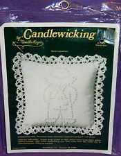 New NeedleMagic Overall Sam Candlewicking Kit Pin Cushion Sachet Doll Pillow