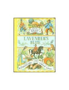 Lavender-039-s-Blue-A-Book-of-Nursery-Rhymes-by-Lines-Kathleen-Hardback-Book-The