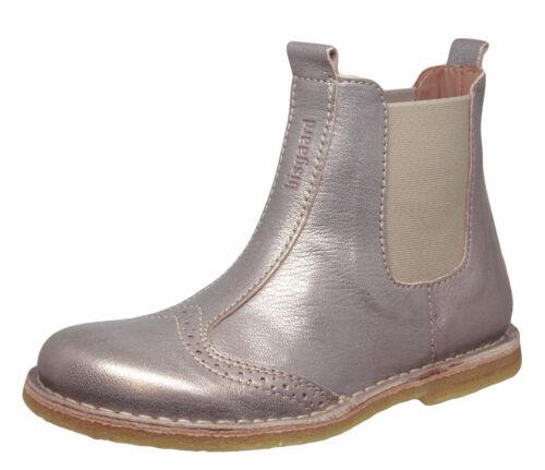 32-40 NUOVO Bisgaard F//S 2019 Chelsea Boots 50203 Pelle Stivaletti Stone Mis