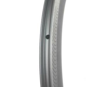 1 Piece Clincher Tubular Tubeless Carbon Road Bike Rim