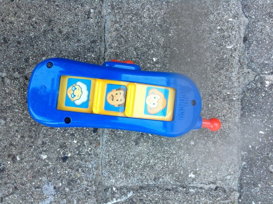 Andet legetøj, Telefon, Chicco