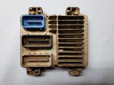 ✅ VIN Programmed E67 12605843 Engine Computer ECU ECM PCM GM