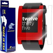 ArmorSuit MilitaryShield Pebble 2 Smartwatch Screen Protector 2-pack